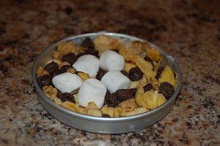 Easy Bake Oven – Marshmallow Mud