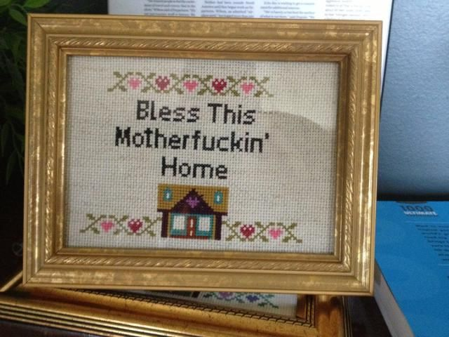 18 Fabulously Raunchy Cross Stitches