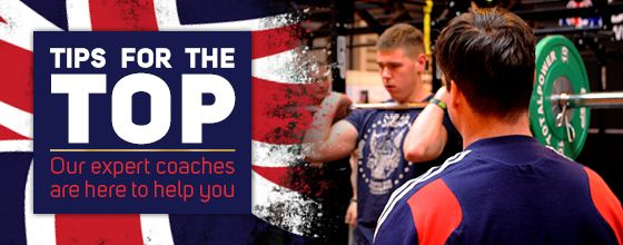 Join British Weightlifting - British Weightlifting