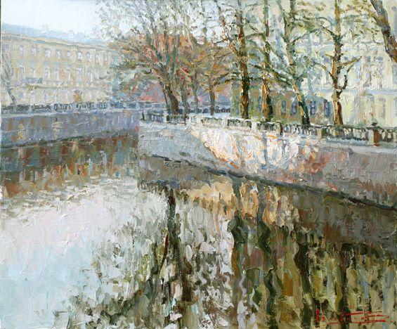 Ляхович С. Солнце на канале
