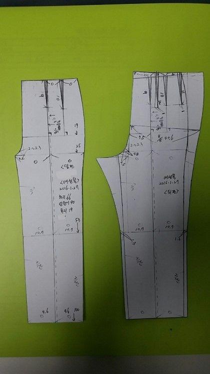 남성복 여성복 기본 원형 바지패턴 그리기1. 남성복 기본원형 바지패턴 2. 여성복 기본 원형 바지패턴