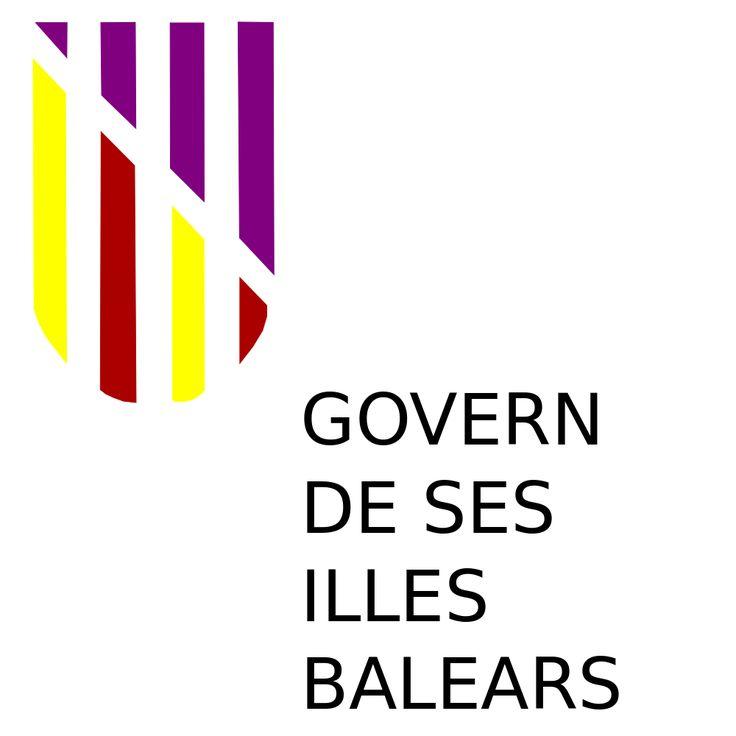 #logo  no oficial Govern de Ses Illes Balears/ Islas #baleares  #mallorca  #españa  by #Linuxbalear