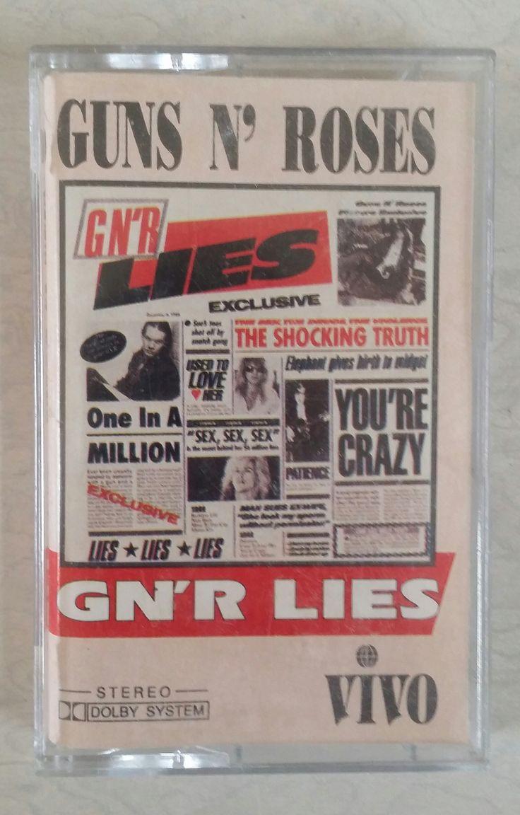 Guns n roses critical solution - Guns N Roses Lies