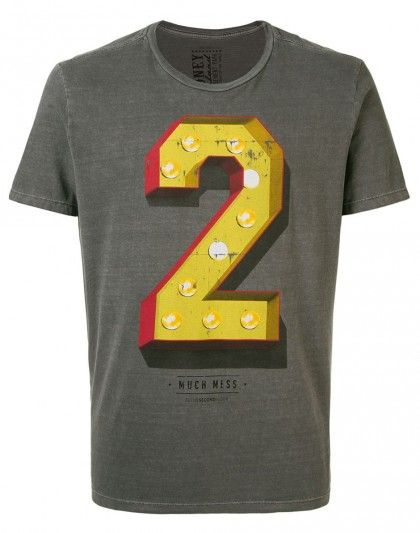 Camiseta Masculina! Nova coleção Ellus Second Floor.