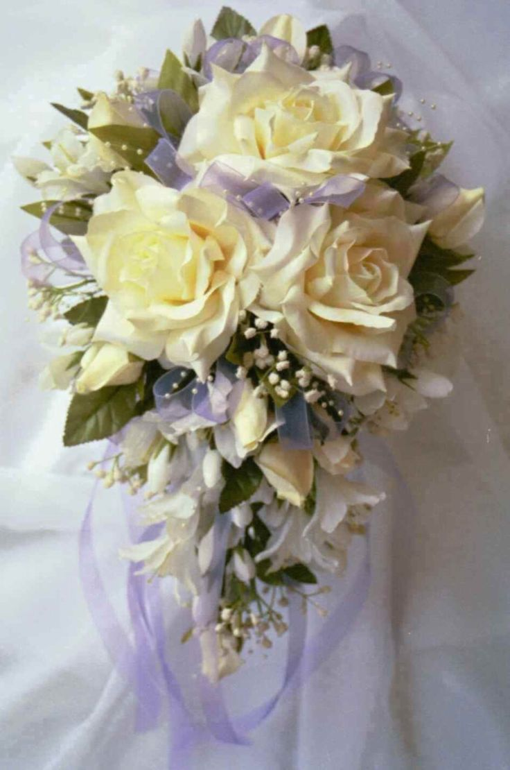 30 best hand tie bouquets images on pinterest hand bouquet cascading bridal bouquet amazing flower for your wedding dhlflorist Choice Image