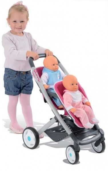 SMOBY 521590 Maxi Cosi & Quinny Twin