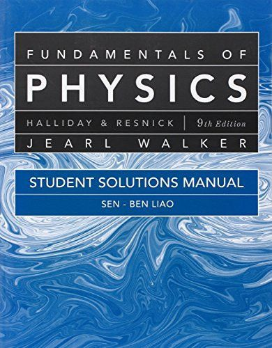 186 best books images on pinterest physical science physics and book student solutions manual for fundamentals of physics fandeluxe Image collections