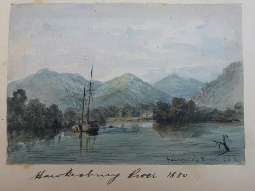 a geography of the hawkesbury river The hawkesbury river is the longest coastal river in new south wales a vital source of water and food, it has a long aboriginal history and was critical for the.