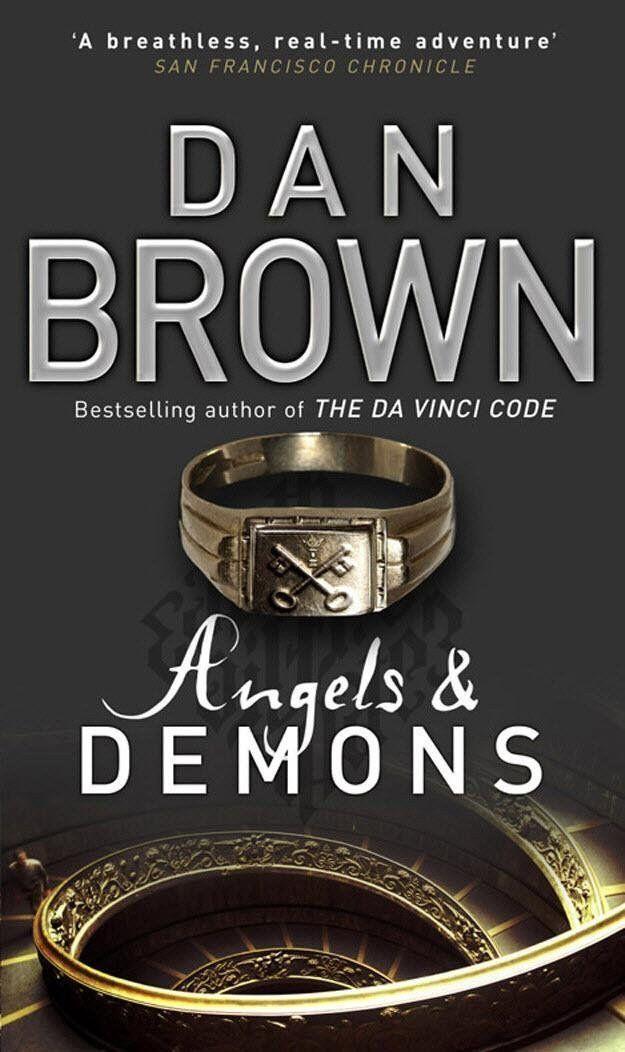 Angels & Demons [Paperback] DAN BROWN]