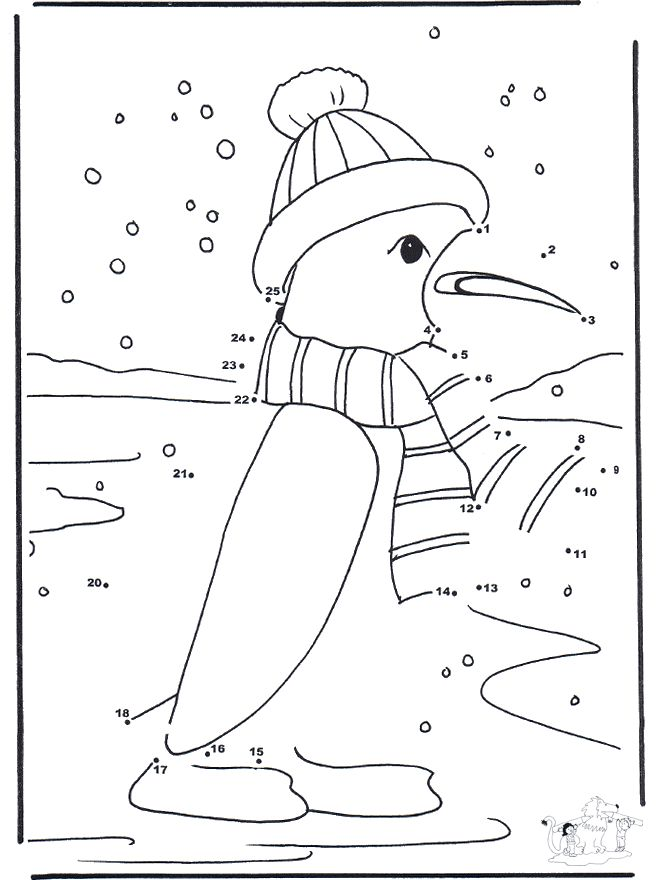 22 best Kolorowanki images on Pinterest Winter Coloring pages