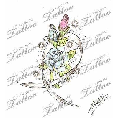 brain cancer tattoo | Brain Cancer Tat #6790 | CreateMyTattoo.com