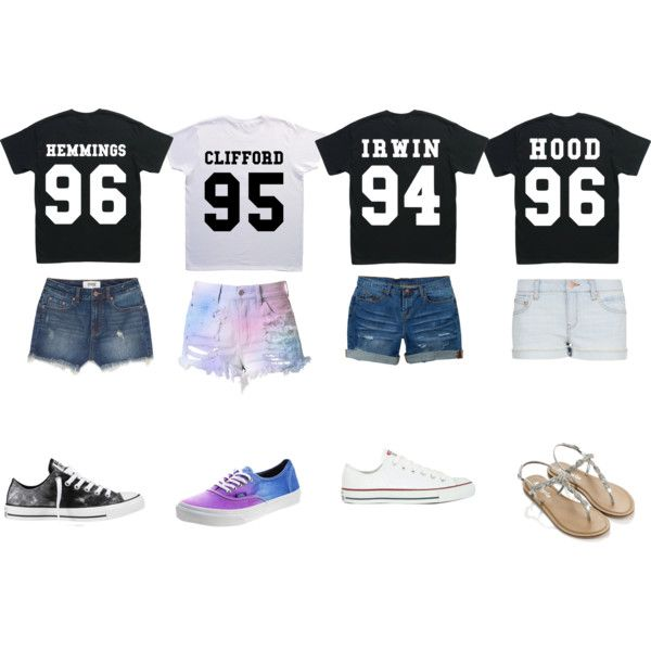 """""""5SOS Outfit"""" by bandslove on Polyvore"""