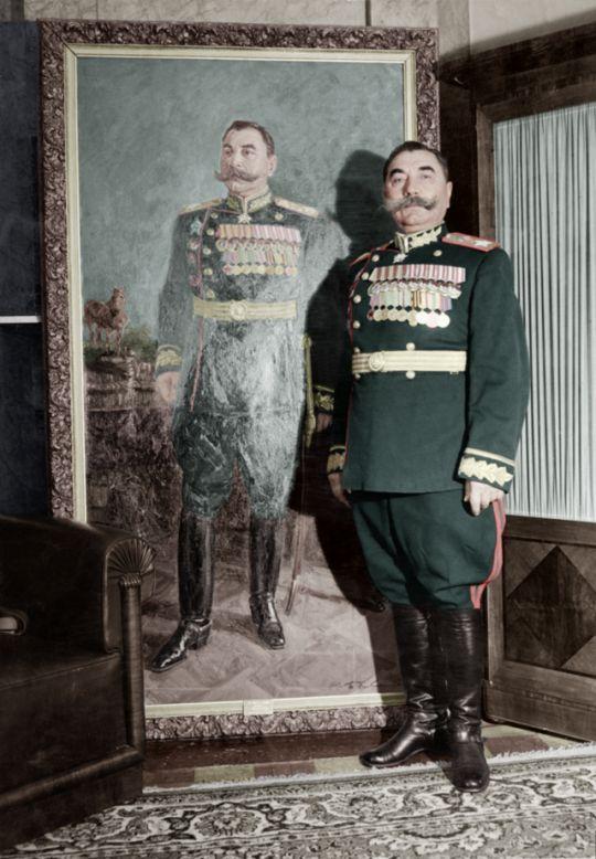 General Budyony.