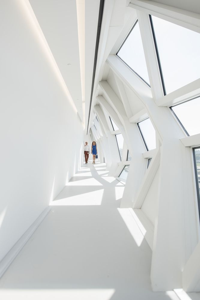 Gallery of Antwerp Port House / Zaha Hadid Architects - 1