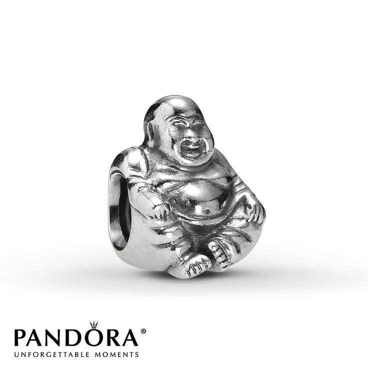 Love my Pandora Buddha charm - My boyfriend bought this for me.