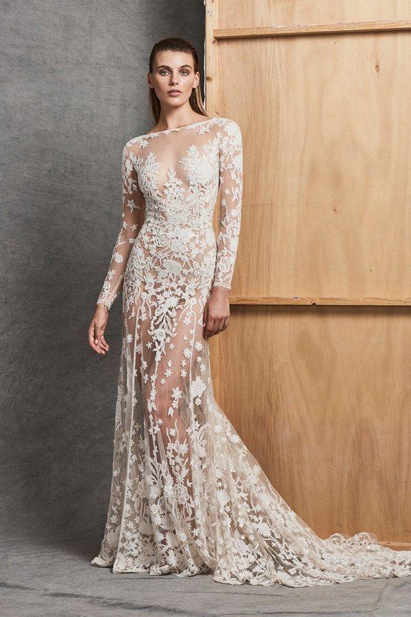 c41c83fb3a37 Naked Wedding Dresses: 2018's Biggest Bridal Trend | Cape | Wedding ...