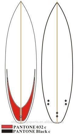 Oltre 25 fantastiche idee su tavole da surf su pinterest - Tipi di tavole da surf ...