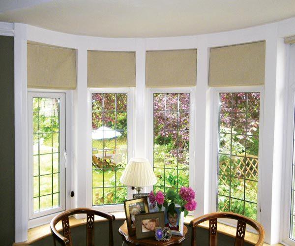 Fantastic Best Window Treatments For Bay Windows