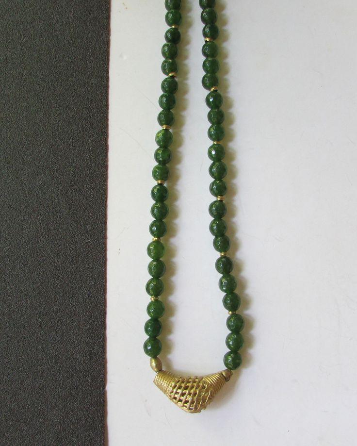 Jade Short Necklace