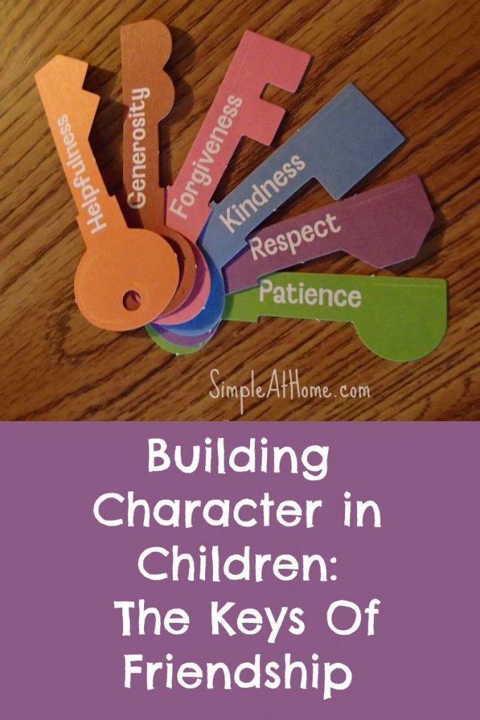 character life skills for adults