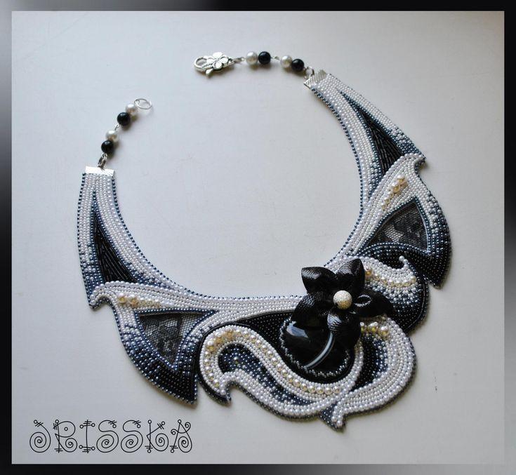 Медуза | biser.info - всё о бисере и бисерном творчестве