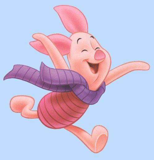 happy piglet winnie the pooh Target Dog Spot House Clip Art