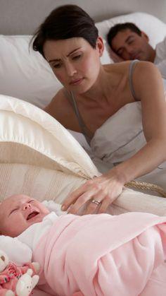"""¿Llora tu bebé antes de dormir? Si has intentado de todo y aún sigues sin saber qué pasa o qué hacer, no te vayas porque no eres la única.  Una mamá de la Comunidad de BabyCenter publicó este mensaje: """"Quería contarles para ver sí me ayudan porque no agu…"""