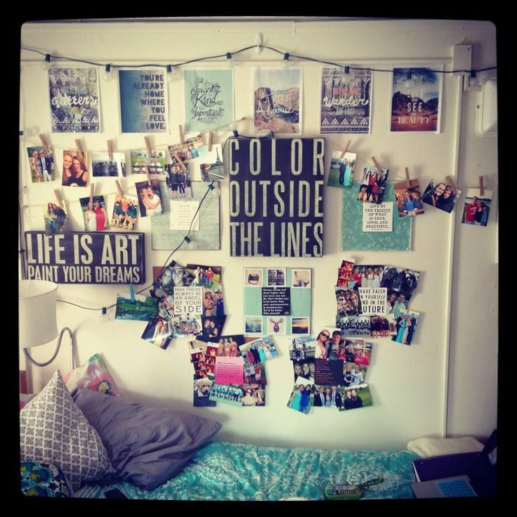 58 best images about dorm decor on pinterest cute dorm College dorm wall decor