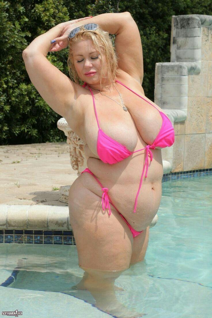 maria moore bikini image