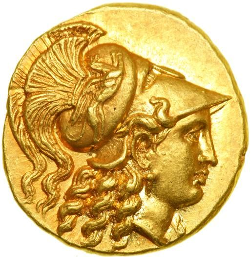 Kingdom of Macedon. Philip III, Arrhidaois, 323-317 BC. Probably minted at Babylon. MS Alexander the Great type Gold Stater (8.54… / MAD on Collections – Browse and find over 10,000 categories of collectables from around the world – antiques, stamps, coins, memorabilia, art, bottles, jewellery, furniture, medals, toys and more at madoncollections.com. Free to view – Free to Register – Visit today. #Coins #Gold #Ancient #MADonCollections #MADonC