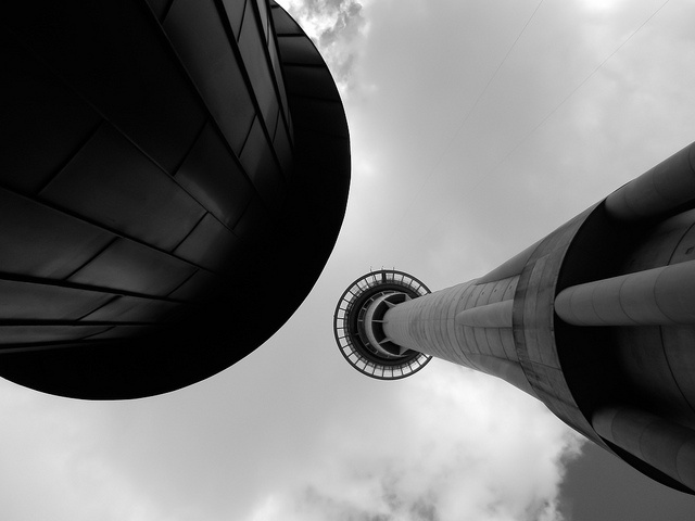 Sky Tower - Auckland, New Zealand