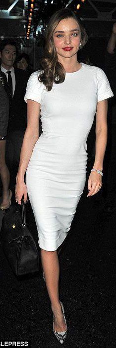 Miranda Kerr - GS Lingerie Show in NYC 2/4/14