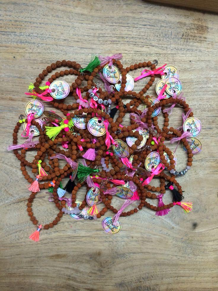 www.spiritbeads.cz Rudraksha bracelets/Náramky ze semínka Rudrakshi Femi Pleasure edition collection Women fashion