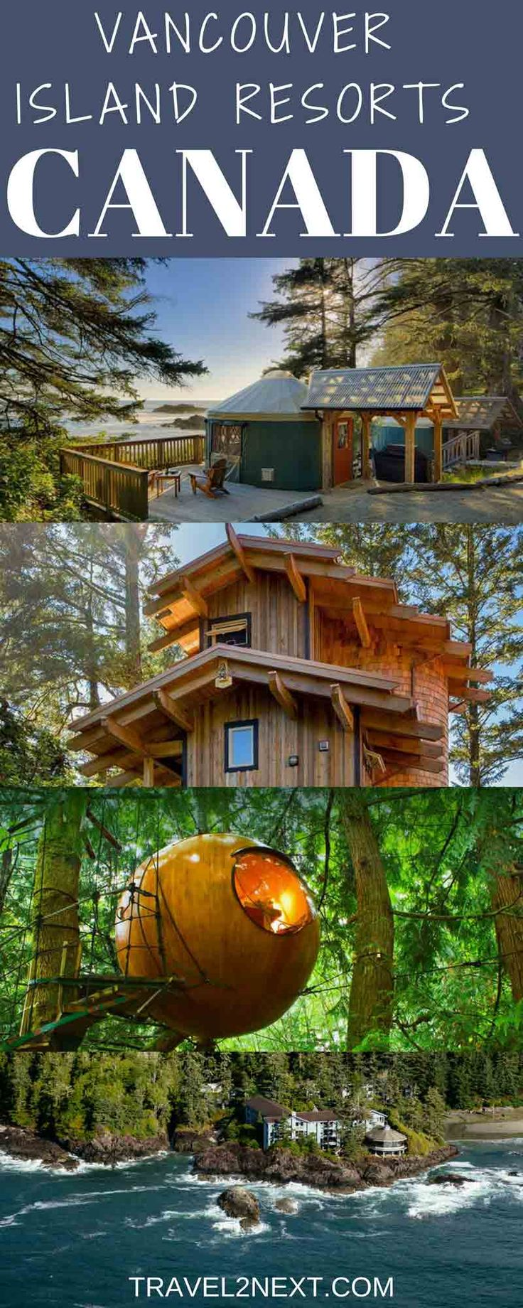 Vancouver Island Resorts