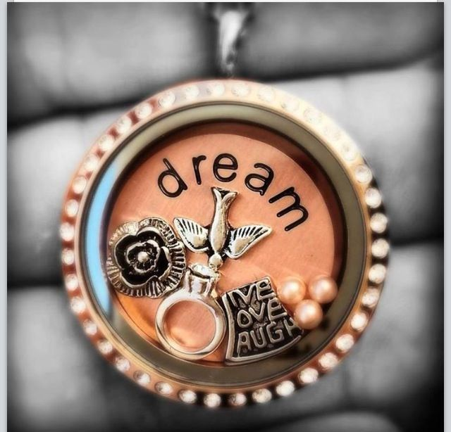 South Hill Designs locket 72.00
