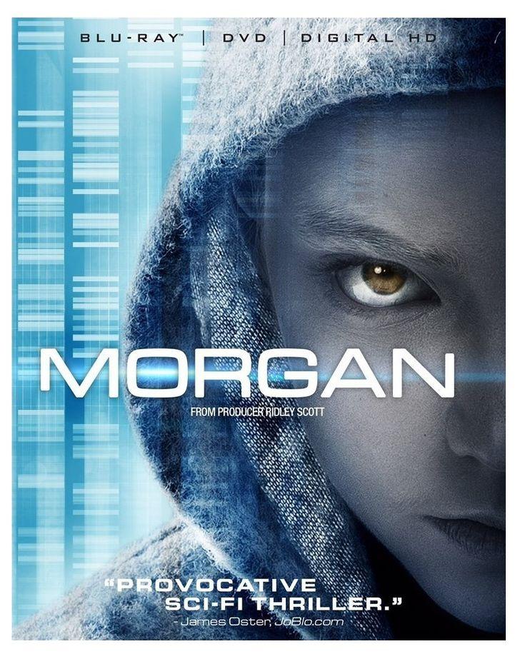 AICN HORROR looks at MORGAN! PHANTASM! PHANTASM V: RAVAGER! THE LODGER! AMERICAN GUINEA PIG: BLOODSH