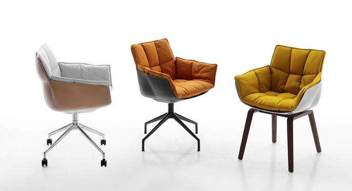 Bent u op zoek naar B&B italia Husk '15? Bij Daamen Interieur bent u aan het juiste adres voor o.a. B&B italia Husk '15 stoel, B&B italia Husk '15 stoelen, B&B italia Husk '15 aanbieding.