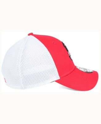 New Era Boston Terriers Mb Neo 39THIRTY Cap - Red/White M/L