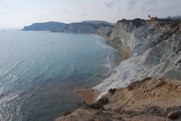 Scala dei Turchi, playa de ensueño siciliana