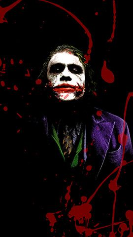 Joker Splash Joker wallpapers, Joker, Best iphone wallpapers