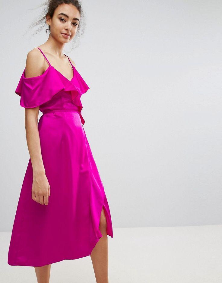 Beste Pink Brautjunferkleider Unter 100 Zeitgenössisch ...