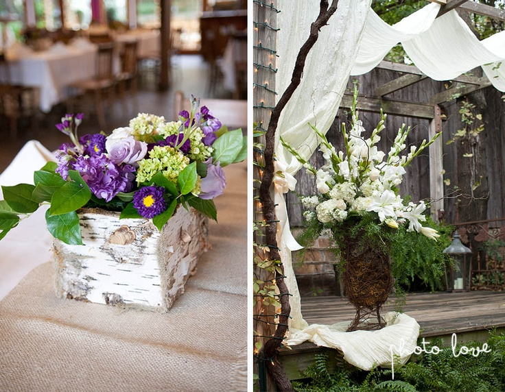 The garden room in fayetteville arkansas wedding photographer purple and white flowers for The garden room fayetteville ar