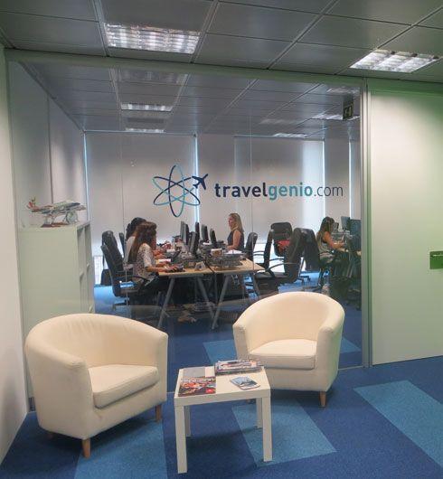 Sede Travelgenio Madrid