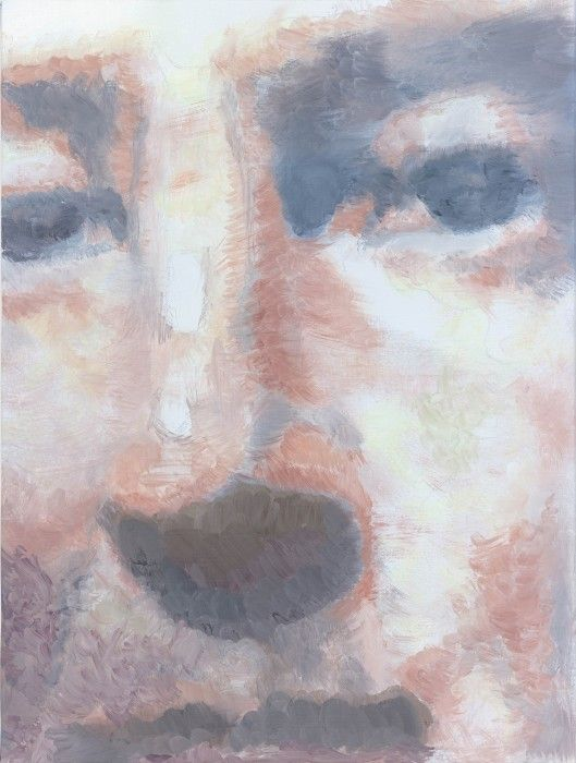 Luc Tuymans at David Zwirner