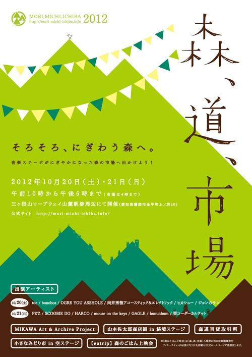 森道市場2012