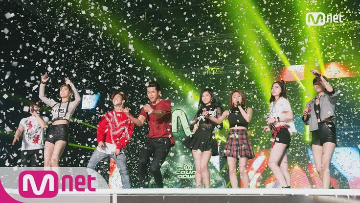 [KCON 2016 Japan×M COUNTDOWN] 2PM _ Hands up with TWICE M COUNTDOWN 1604...