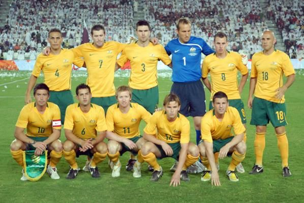 I love the soccer world cup, especially when Australia is playing!