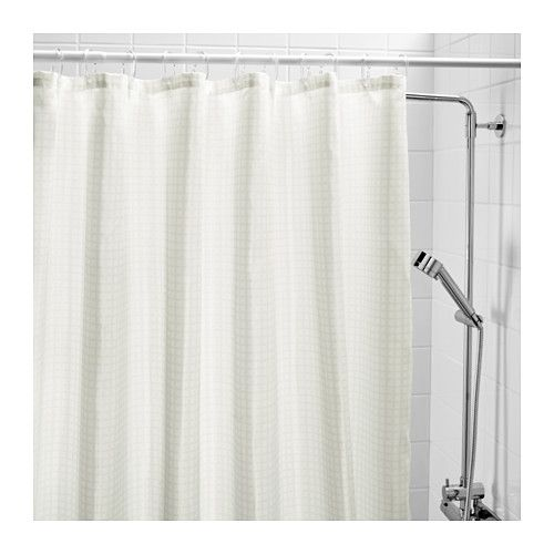 Sax lven cortina ducha blanco 180 x 200 cm terreno pinterest duchas ikea y cortinas - Cortina ducha ikea ...