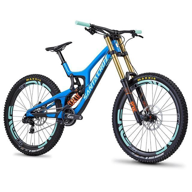 Most Wanted Downhill Bike: Santa Cruz V10 The #V10 is a winner of @BikeRadar's…
