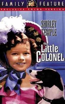 The Little Colonel (1935) After Southern belle Elizabeth Lloyd runs off to marry Yankee Jack Sherman, her father, a former Confederate colonel during the Civil War, vows to never speak to her again. Several years pass and Elizabeth returns to her home town with her husband and young daughter. The little girl charms her crusty grandfather and tries to patch things up between him and her mother. Directed By: David Butler Produced By: Buddy G. DeSylva Written/Screenplay By: William M. Conselman…